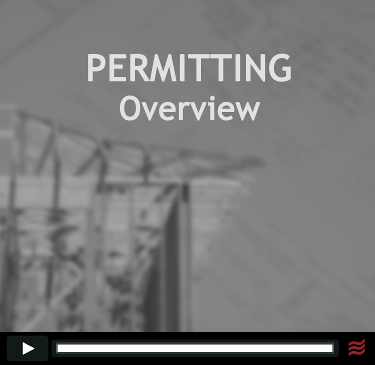 Permitting Overview