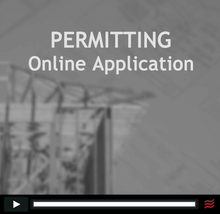 Online Permit Applications
